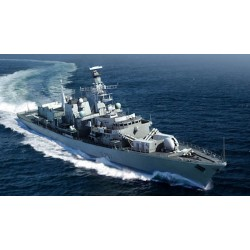 TRU04546 TRUMPETER HMS Type 23 Freg.Westminster 1/350