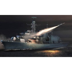 TRU04547 TRUMPETER HMS Type 23 Frigate-Monmouth 1/350