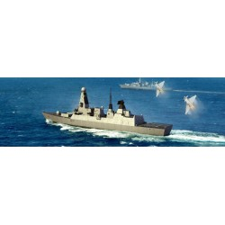 TRU04550 TRUMPETER HMS Type 45 Destroyer 1/350