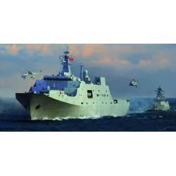 TRU04551 TRUMPETER PLA Navy Type 071 Amphibious 1/350
