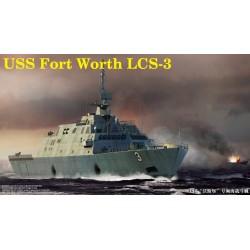 TRU04553 TRUMPETER USS Fort Worth (LCS3) 1/350