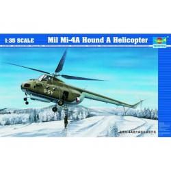 TRU05101 TRUMPETER MIL MI-4 Hound Heli. 1/35