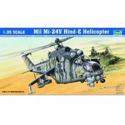 TRU05103 TRUMPETER MIL MI24W Hind-E 1/35