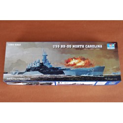 TRU05303 TRUMPETER BB55 North Carolina 1/350