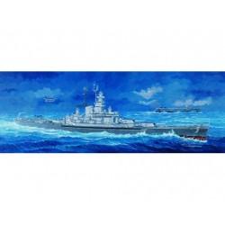 TRU05306 TRUMPETER USS Masschuss.BB-59 1/350