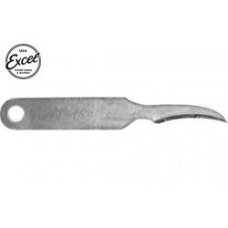 EXL20105 Outil - Lames de découpe - Semi-Concave (2 pces) - Pour manche K7