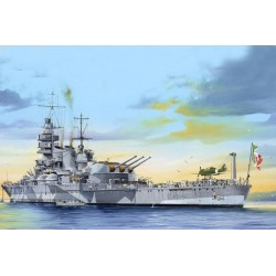 TRU05318 TRUMPETER Italian Ship RN Roma1/350
