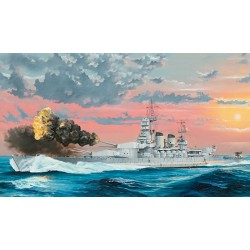 TRU05319 TRUMPETER Ital.Navy Battle RN Littorio 1/350