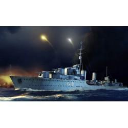 TRU05332 TRUMPETER HMS Zulu Destroyer 1941 1/350