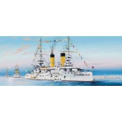TRU05338 TRUMPETER Navy Tsesarevich Battlesh'04 1/350
