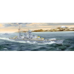 TRU05346 TRUMPETER German Heavy Cruiser Blucher 1/350