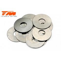 TM130108 Rondelles - 6.05 x 9.5 x 0.5mm (10 pces)