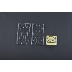DUB-122 Pièces et accessoires d'aéronefs - Nylon Kwik-Links Taille standard (2 pièces par paquet)