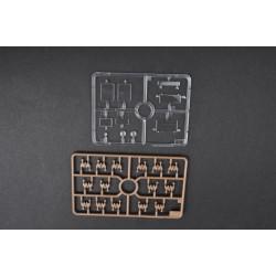 DUB-2245 Cars & Trucks Parts & Accessories - Body Klip Retainers, Black (2 pcs per package)