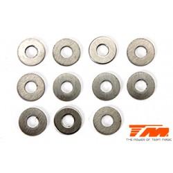 TM130128 Rondelles - 4.2 x 9.6 x 0.8mm (10 pces)