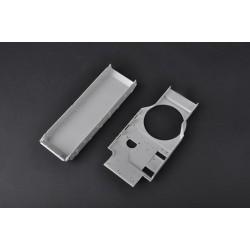DUB-3345 Aircrafts Parts & Accessories - Full Dual Servo Arm (JR Servos) (1 per package )