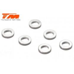 TM130136 Rondelles - 3 x 5 x 0.75mm (10 pces)