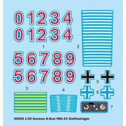 DUB-878 Aircrafts Parts & Accessories - HD Control Arms & Clevises (.40-.91 / 2-56) (2 pcs per package)