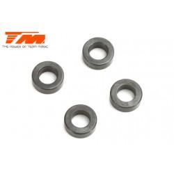 TM150407C Pièce détachée - Bague 4x7x2.5mm (4 pces)