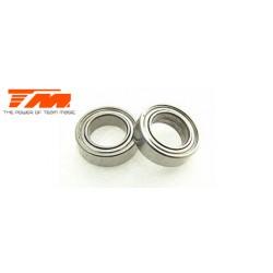 TM150610 Roulements à billes - métrique - 6x10x3mm (2 Pces)