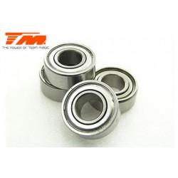 TM150613 Roulements à billes - métrique - 6x13x5mm (2 Pces)