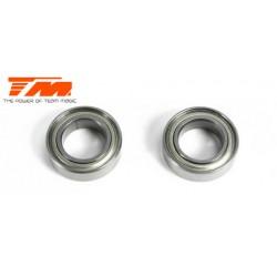 TM150814 Roulements à billes - métrique - 8x14x4mm (2 Pces)