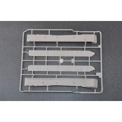 PL10115-14 Pneus - 1/10 Crawler - 2.2'' - Flat Iron XL G8 - avec Memory Foam (2 pces)
