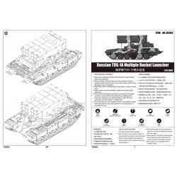 PL10139-18 Pneus - 1/10 Touring - montés - Jantes noires - 12mm hex - Protoform VTA - Arrière 31mm (2 pces)