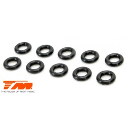 TM152011 O-ring - 3.8x1.9mm (10 pces)
