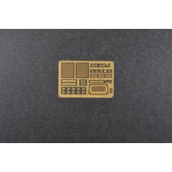 PL6309-08 Protection de châssis - Transparent - Associated B64