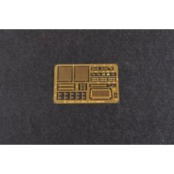 PL8272-103 Pneus - 1/10 Buggy - 4WD Avant - 2.2'' - Pyramid Z3 (medium carpet) (2 pces)