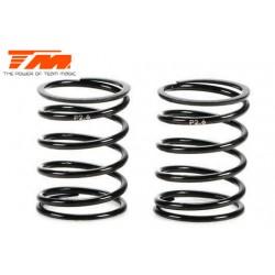 TM153020-P2.6 Ressorts d'amortisseurs - 1/10 Touring - PRO Progressive - 14x22.5x1.4mm – P2.6