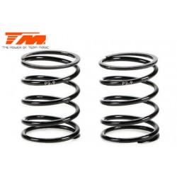 TM153020-P2.9 Ressorts d'amortisseurs - 1/10 Touring - PRO Progressive - 14x22.5x1.4mm – P2.9