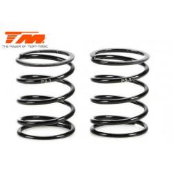 TM153020-P3.1 Ressorts d'amortisseurs - 1/10 Touring - PRO Progressive - 14x22.5x1.4mm – P3.1