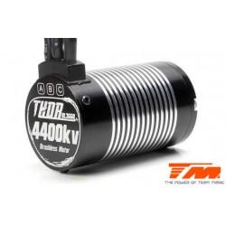 TM191015 Moteur Brushless - THOR 3660 - 11.1V - 4400KV (axe 5mm)