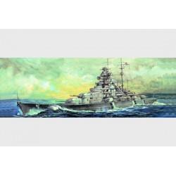TRU05711 TRUMPETER German Bismarck 1/700