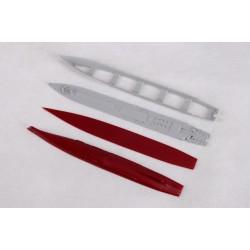 OR-27-023-002 Oracover - Oratrim - Ferrari Red ( Length : Roll 2m , Width : 9,5cm )