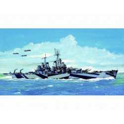 TRU05725 TRUMPETER USS CA-68 Baltimore 1/700
