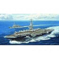 TRU05739 TRUMPETER USS Nimitz CVN68 1/700