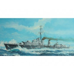 TRU05758 TRUMPETER Destroyer HMS Zulu 1/700