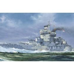 TRU05795 TRUMPETER HMS Warspite 1942 1/700