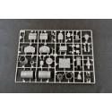 OR-47-010-052-010 Oracover - Orastick - Fun 3 (25mm Square) White + Dark Blue ( Length : Roll 10m , Width : 60cm )