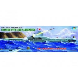 TRU05902 TRUMPETER Modi.Romeo Submarin 1/144