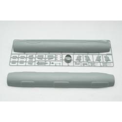DUB-2101 Nuts - 3mm Nylon Insert Lock Nuts (4 pcs per package)
