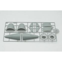 DUB-2102 Nuts - 4mm Nylon Insert Lock Nuts (4 pcs per package)
