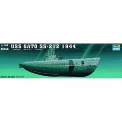 TRU05906 TRUMPETER USS SS212 Gato '44 1/144