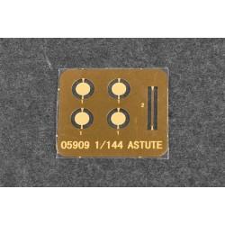 DUB-2175 Nuts - 5mm Nylon Insert Lock Nuts (4 pcs per package)