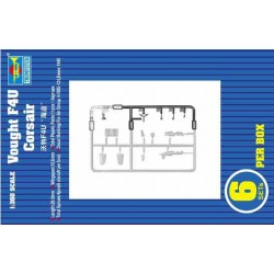 DUB-634 Aircrafts Parts & Accessories - Double Sided Tape (3 pcs per package)
