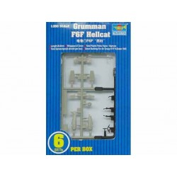 TRU06210 TRUMPETER F6F HELLCAT 1/350
