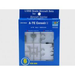 TRU06225 TRUMPETER 6x A-7E CORSAIR II 1/350